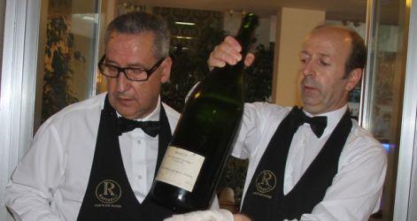 Servizio: Ristorante La Taverna Toscana