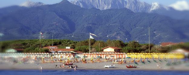 Panorama Forte dei Marmi