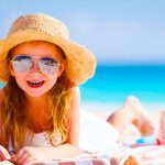 Special offer children at the beach free of charge in Forte dei Marmi 2017